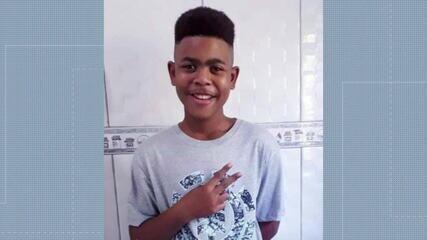 Adolescente de 14 anos é morto no Rio e corpo fica desaparecido por 17 horas