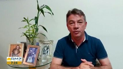 Governador de Roraima testa positivo para Covid-19