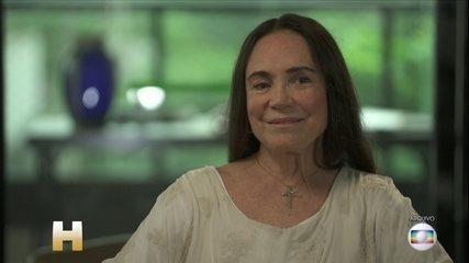Boletim: Regina Duarte deixa a Secretaria de Cultura