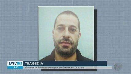 Gerente de banco é morto após ter família feita refém em assalto em Guaxupé