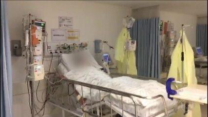 Governo de SP anuncia que vai alugar leitos da rede privada para evitar colapso na Saúde