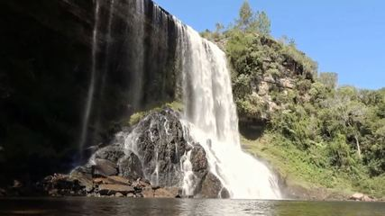 'Plug' te leva para conhecer os encantos de Sengés, a cidade das cachoeiras