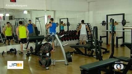 Justiça autoriza reabertura de academias de ginástica com 30% da capacidade, em Goiás