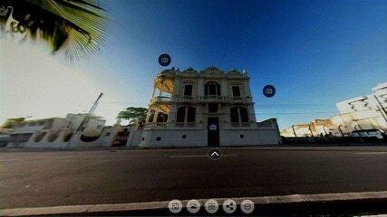 Museu Théo Brandão disponibiliza passeio virtual