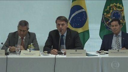 Plantão: veja trecho do vídeo de reunião ministerial liberado pelo ministro Celso de Mello