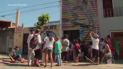 Reveja: conheça a ONG Social Skate de Poá