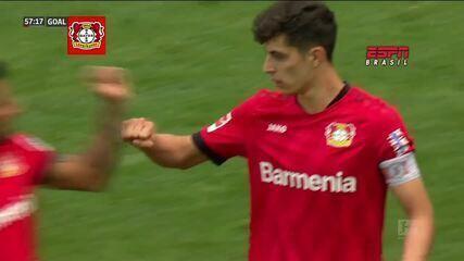 Melhores momentos: Borussia Mönchengladbach 1 x 3 Bayer Leverkusen pelo Campeonato Alemão