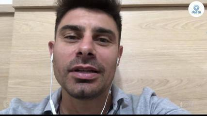 Alex fala sobre título da Libertadores ao rever a decisão e possibilidade de ser técnico