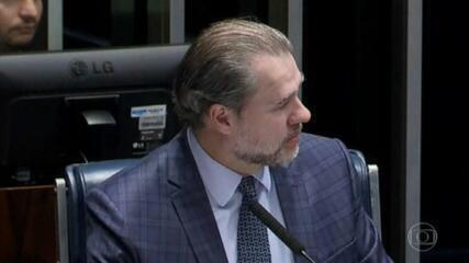 Exame de Toffoli para Covid-19 dá negativo; ministro segue internado