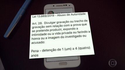 Bolsonaro posta artigo sobre a Lei de Abuso de Autoridade em rede social