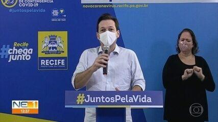 Prefeitura do Recife e UFPE vão fazer 2 mil testes da Covid-19 por semana