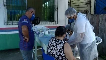 Um em cada quatro moradores de Breves, no Pará, já teria sido infectado pelo coronavírus