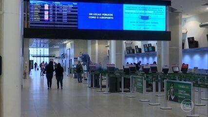 EUA restringem a entrada de brasileiros no país por conta do coronavírus
