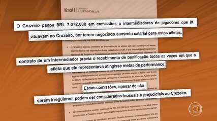 Jogadores do Cruzeiro foram ouvidos pela Polícia Civil sobre irregularidades no clube