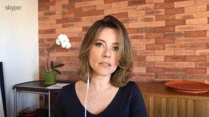 Natuza Nery: 'Faltou contundência no pronunciamento de Maia'