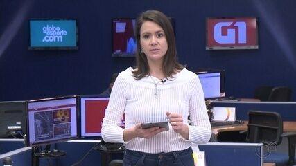Mariana Bonora traz os destaques do G1 Bauru e Marília desta quinta-feira
