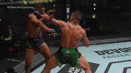 Melhores Momentos de Tyron Woodley x Gilbert Durinho no UFC.