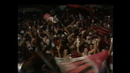 Flamengo comemora 40 anos do primeiro título brasileiro, que coroou atuação marcante de Nunes