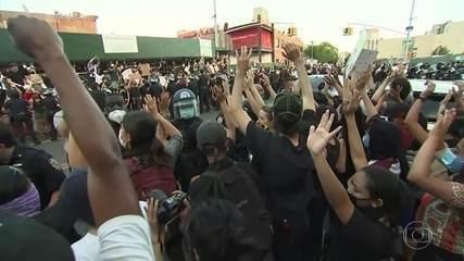 Protestos pela morte de George Floyd nos Estados Unidos chegam a 75 cidades americanas
