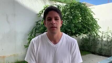 Álvaro Filho conta que teve Covid-19 e doa plasma do sangue para pesquisa