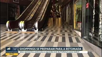 Associação de lojistas critica exigências de protocolos para reabertura em shoppings de SP