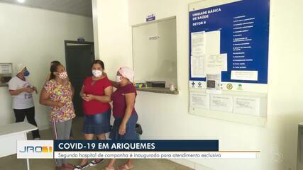 COVID-19 em Ariquemes