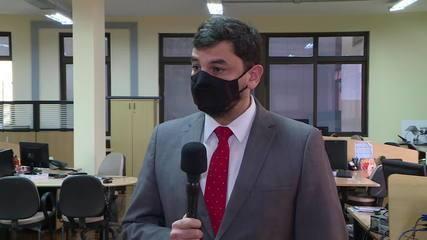 Estado de SP recebe 100 respiradores importados da China