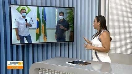 Governador Waldez Góes explica condicionantes para reabertura do comércio do Amapá