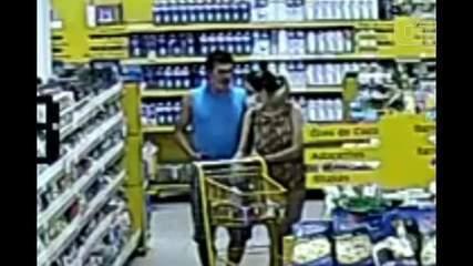 Cliente é assaltada enquanto fazia compras em supermercado em Fortaleza