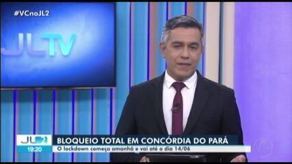 Prefeitura de Concórdia do Pará decreta lockdown