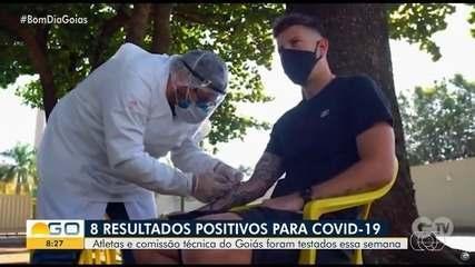 Goiás Esporte Clube detecta casos positivos de Covid-19 em funcionários