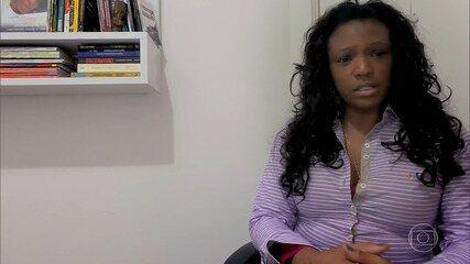 Eliane Dias diz que é preciso ter muito autocontrole para lidar com o racismo cultural