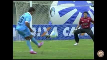 Memória Pai d'Égua: Ruan marca golaço e Paysandu conquista acesso à Série B, em 2014