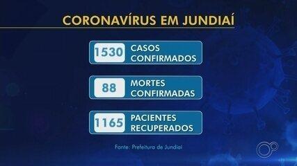 Aumenta o número de casos de coronavírus em Jundiaí