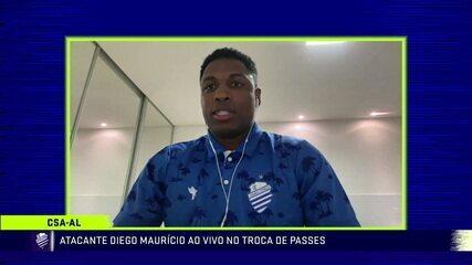 """Diego Maurício relata episódios de racismo e diz: """"Não é guerra, queremos igualdade"""""""