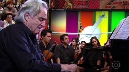 Maestro João Carlos Martins e Orquestra Bachiana Filarmônica SESI tocam 'Cinema Paradiso'