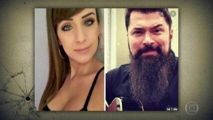 'Não tinha motivo nenhum pra ela atirar em mim'; delegado baleado pela namorada dá versão