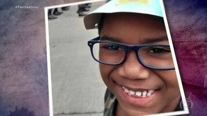 Caso Miguel: 'Ver que meu filho não vai mais voltar é muito difícil', diz mãe