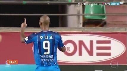 Futebol: gol para o Hora 1 na Coreia do Sul