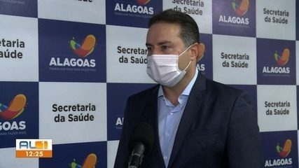 Governador Renan Filho anuncia prorrogação das medidas de isolamento social até 22 de junho, quando deve começar retomada gradativa das atividades econômicas