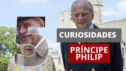 Príncipe Philip completa 99 anos: veja 5 curiosidades sobre ele