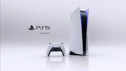 PS5: Sony revela primeiras imagens do PlayStation 5; ASSISTA