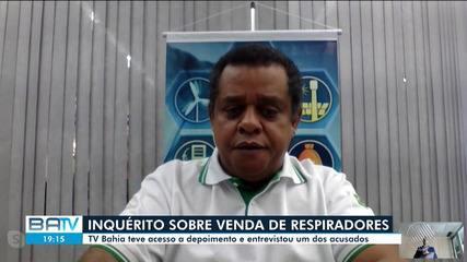 Respiradores: dono de empresa envolvida no caso diz que não vai devolver o dinheiro