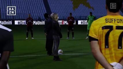 Melhores momentos: Juventus 0 x 0 Milan pela Copa da Itália
