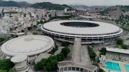Maracanã completa 70 anos na próxima semana