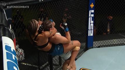 Melhores momentos de Mariya Agapova x Hannah Cifers no UFC Eye x Calvillo