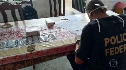 Operação da PF combate desvio de material médico em Oiapoque, extremo norte do Amapá