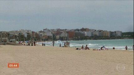 Espanha vai adiantar a reabertura das fronteiras com os vizinhos da União Europeia