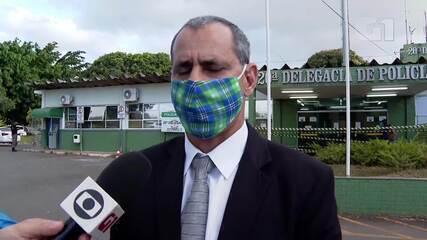 Adval Cardoso, secretário de Administração Penitenciária do DF