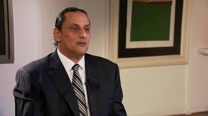 Advogado disse em entrevista à Sadi que não sabia onde estava Fabrício Queiroz